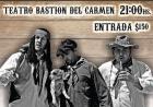 Espectáculo en el Bastión del Carmen