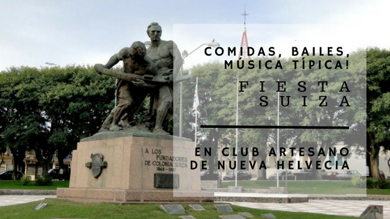 Fiesta Suiza en Club Artesano!