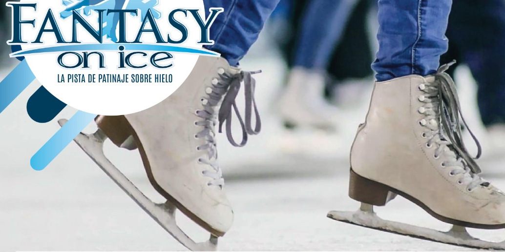 Fantasy on ice: patinaje sobre hielo en Colonia del Sacramento!